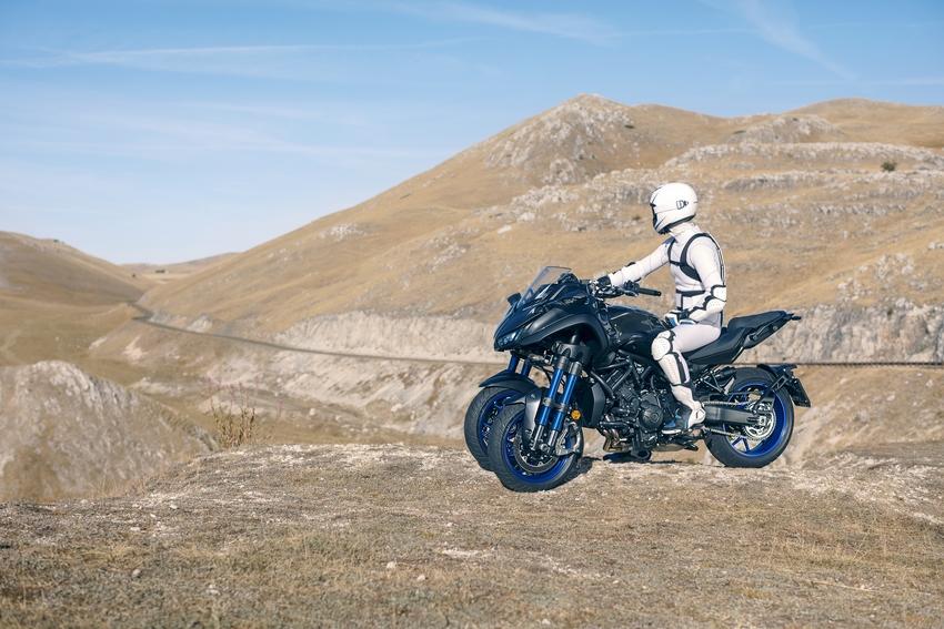 Nouveau Yamaha Niken La révolution est en marche