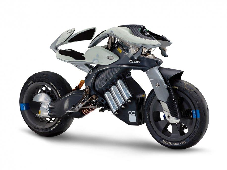 Nouveautés Yamaha au Tokyo Motor Show