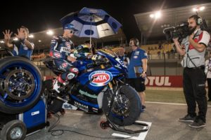 Lucas Mahias Champion du Monde Supersport 2017!!
