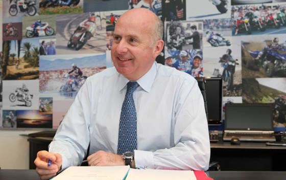 Eric de Seynes : Un nouveau Président pour Yamaha Europe