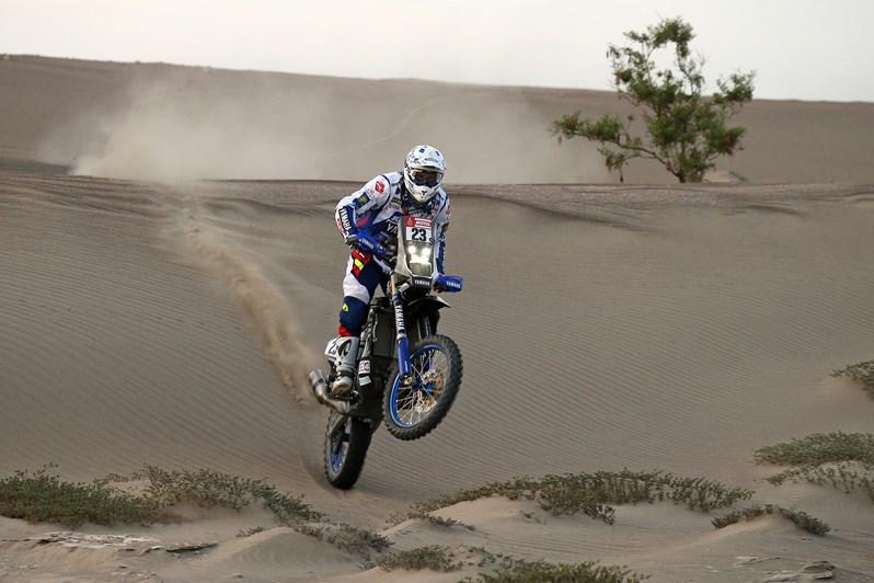 Etape 6 Dakar 2018 Le point a mi-course