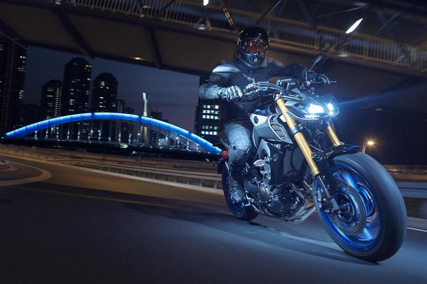 Yamaha MT 07 2018 Dark Side Of Japan