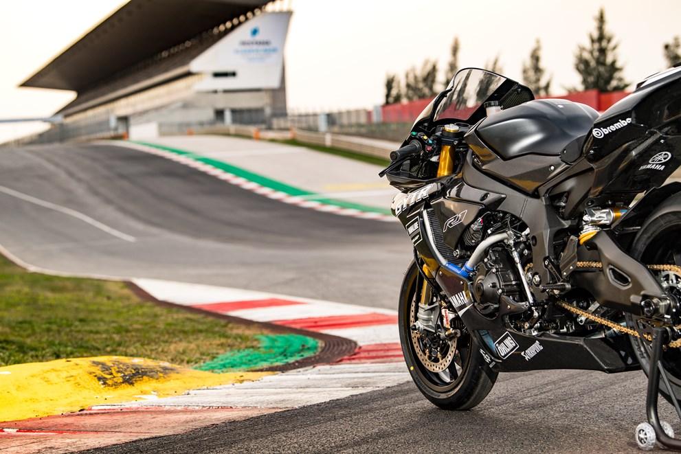 GYTR L'esprit Racing de Yamaha