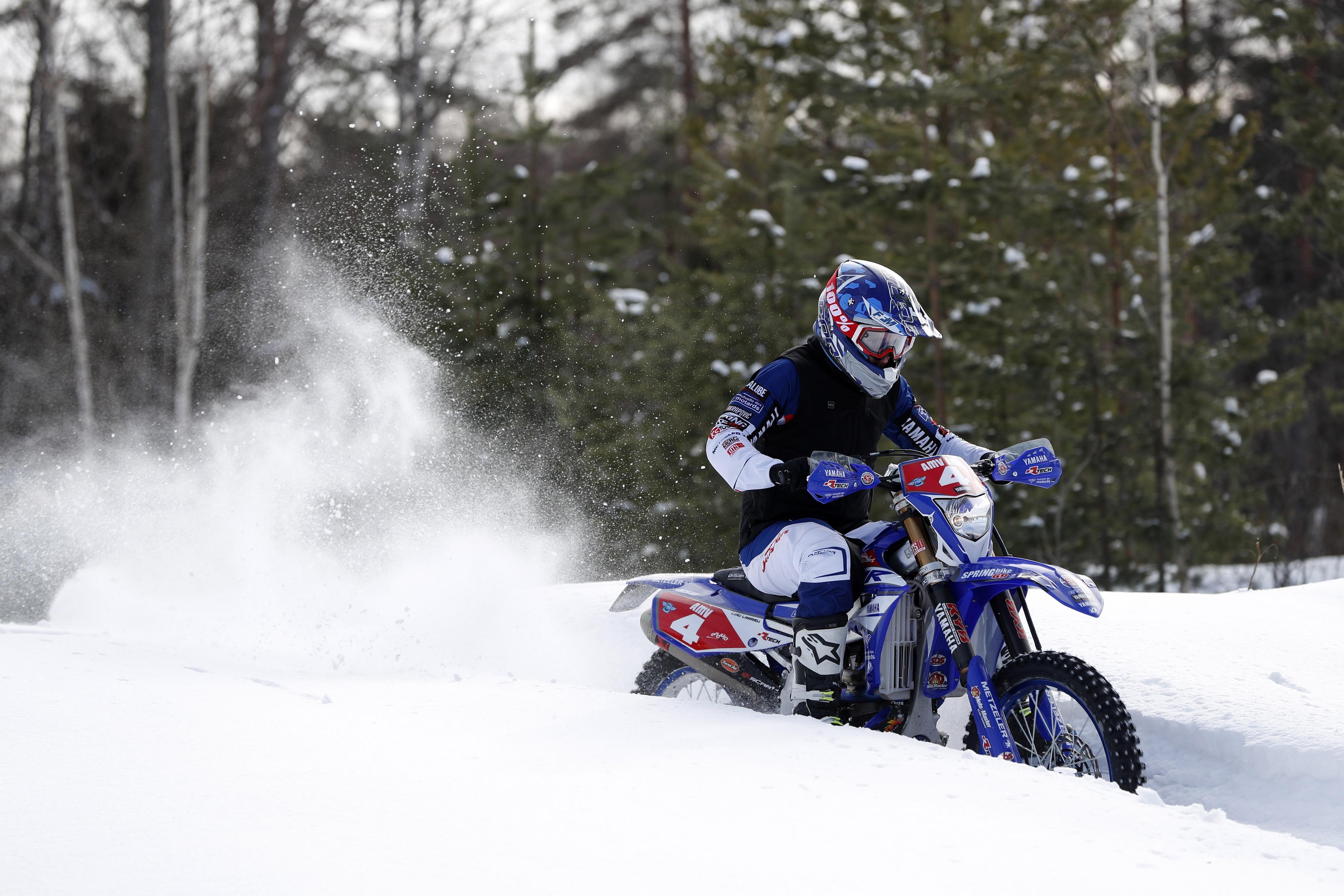 EnduroGP de Finlande avec le Team Outsider Yamaha