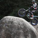 moto de trial électrique Yamaha