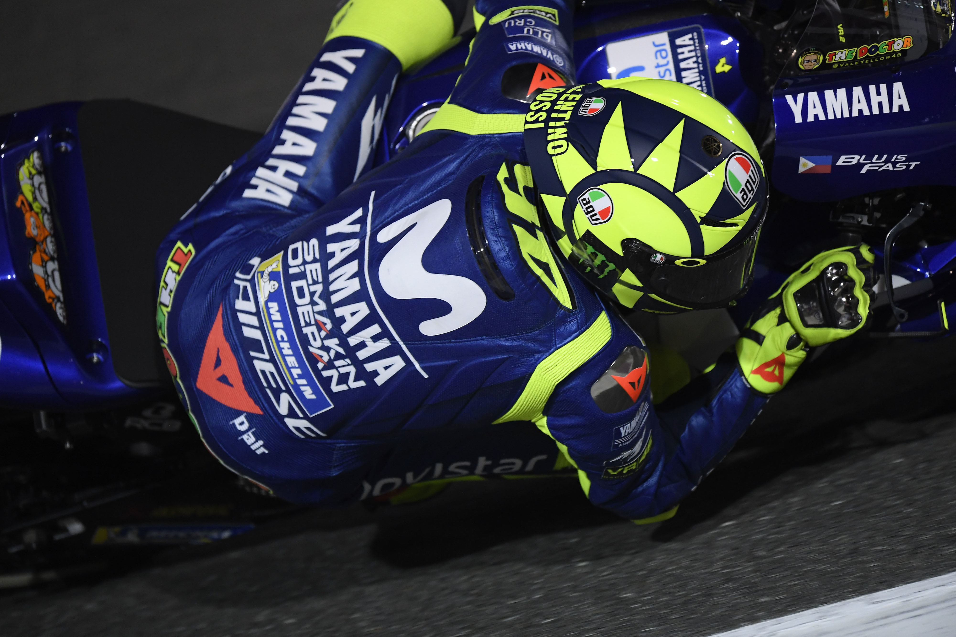Résumé du MotoGP du Qatar 2018
