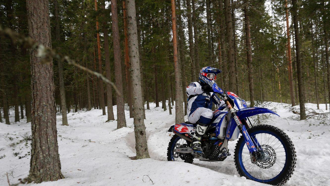 Catégorie E2 EnduroGP de Finlande