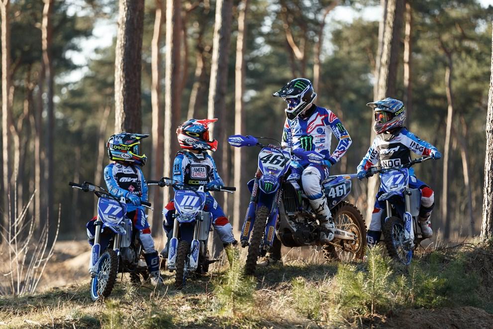 Team Yamaha EMX65