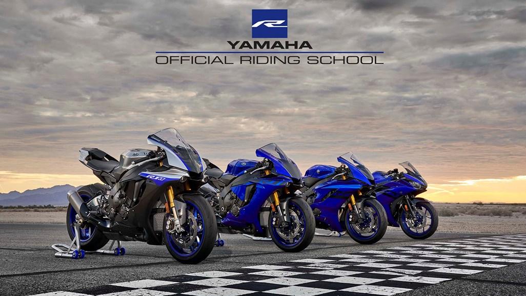 Yamaha Riding school : l'école de pilotage Yamaha