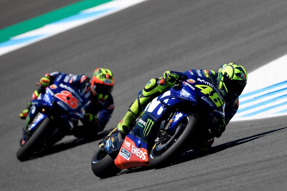 MotoGP d'Espagne 2018