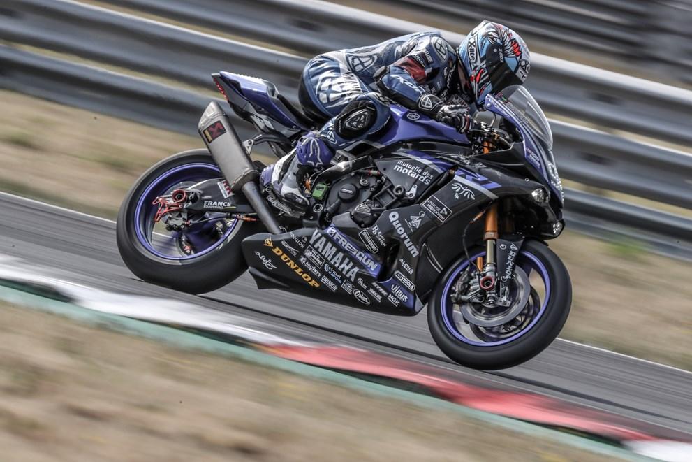 8H d'Oschersleben 2018 Le GMT 94 sauve le podium in extremis
