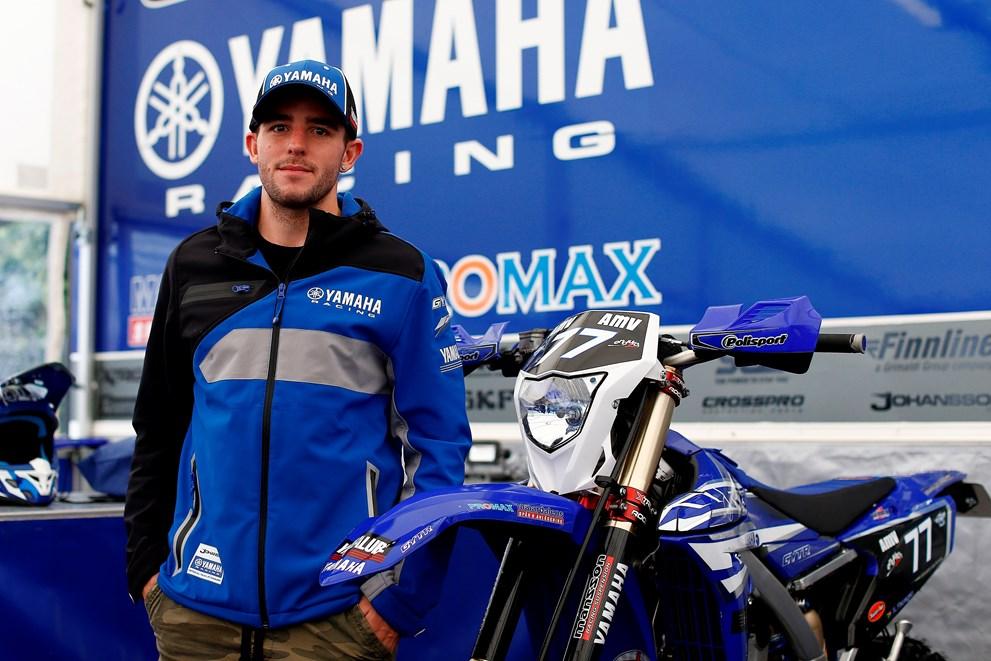 Kyle Flanagan la nouvelle recrue Yamaha en Enduro Junior