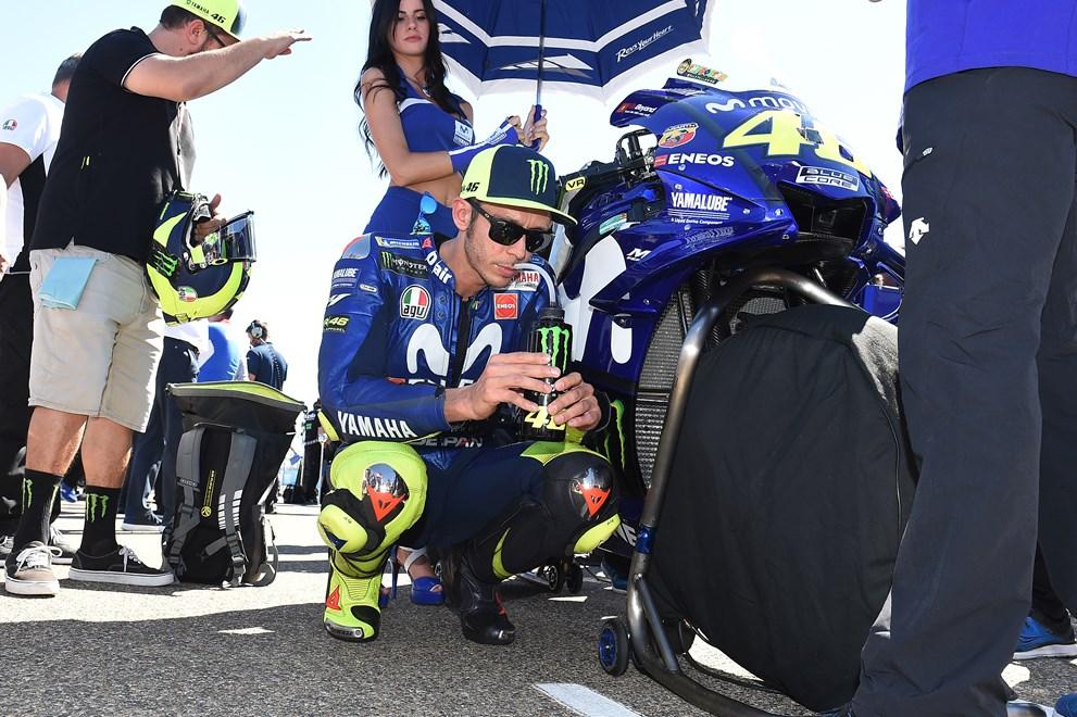 MotoGP d'Espagne 2018 Mais que se passe t-il chez Yamaha ?