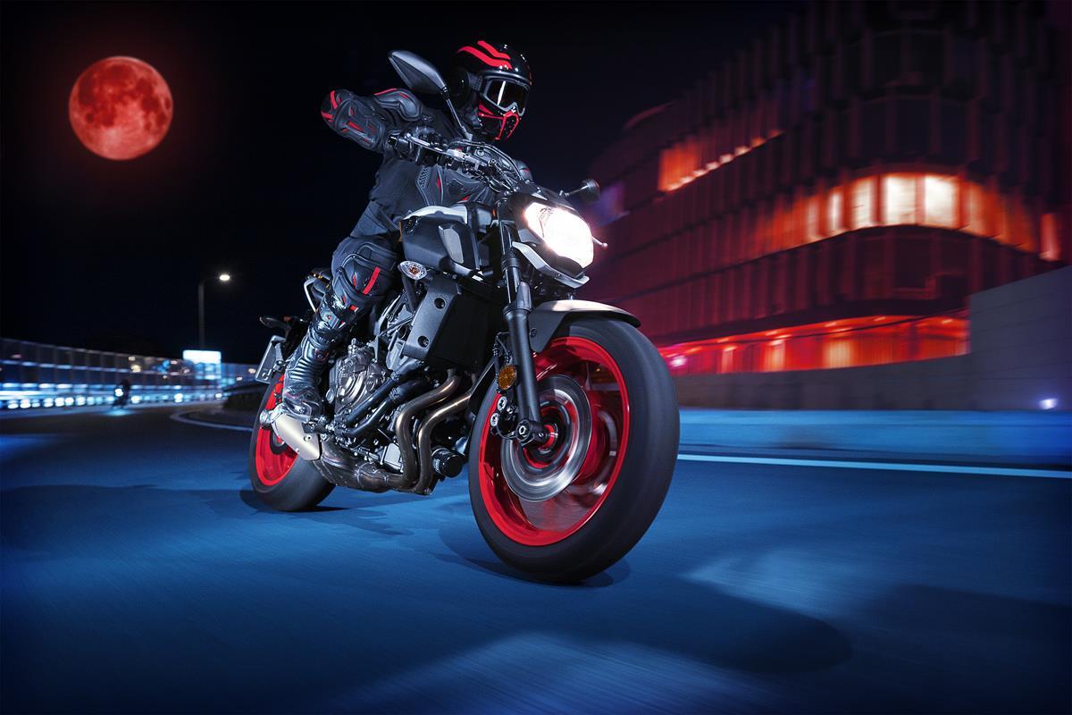 Gamme Yamaha MT 2019 : défiez le côté obscur