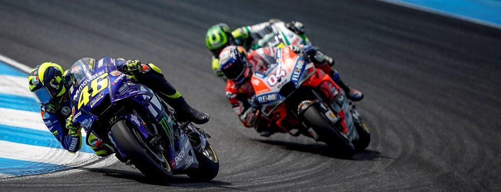 MotoGP de Thailande 2018