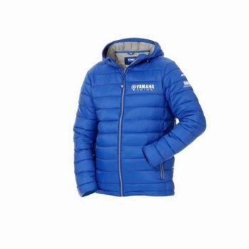 Doudoune Yamaha Bleue Collection Paddock 2018