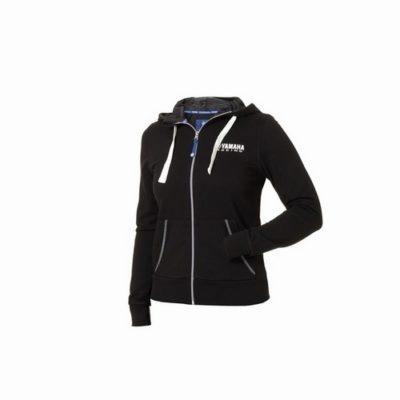 Sweat Yamaha noir Femme Paddock 2018
