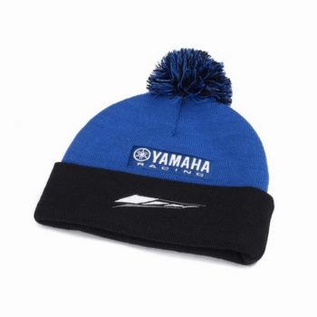 Bonnet Yamaha pompon Adulte