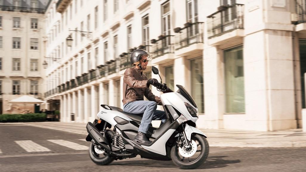 Scooters Yamaha Mobilité Urbaine 2019
