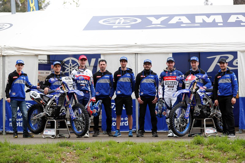 Team Yamaha Outsiders