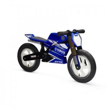 Draisienne Yamaha noire et bleue Paddock 2018