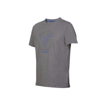 T-shirt Yamaha MT Hypernaked Gris