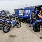 Yamaha 450 WRF Rallye 2019