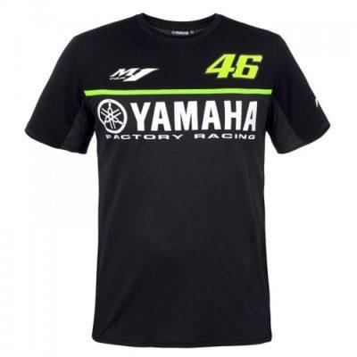 T-shirt Valentino Rossi Noir