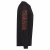 T-shirt Yamaha Hypernaked noir Manches longues