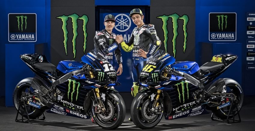 Team Yamaha MotoGP Monster Energy