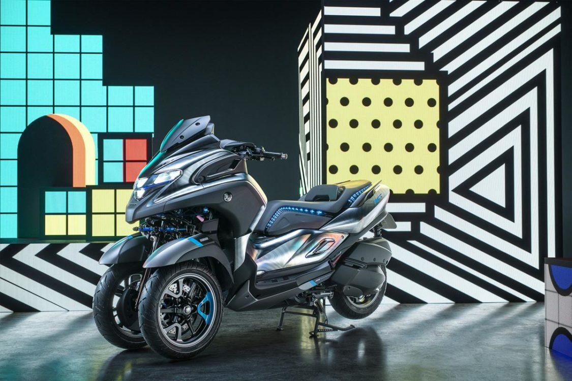 Yamaha 3CT