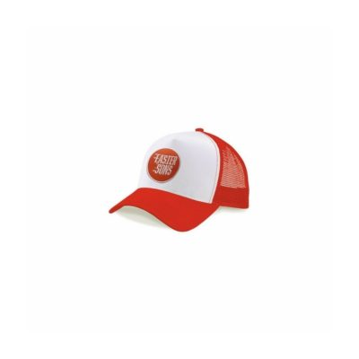 Casquette YAMAHA Faster Sons-Rouge