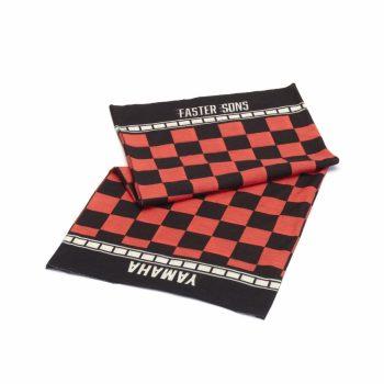 Bandana Faster Sons Rouge noir