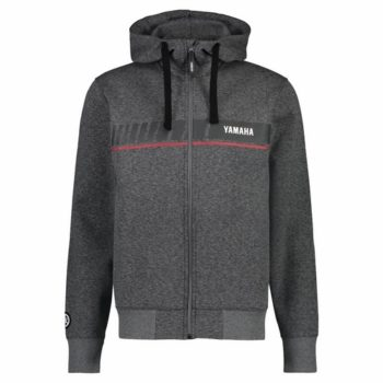 Sweat Zippé Yamaha REVS 2019 Gris
