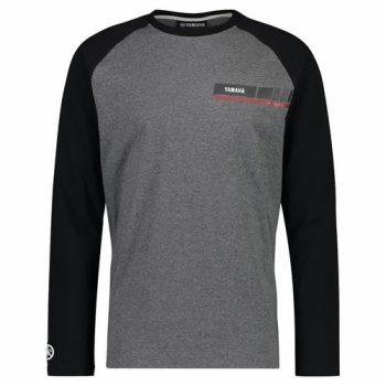 T-shirt Yamaha REVS 2019 Noir Sydney Manches Longues
