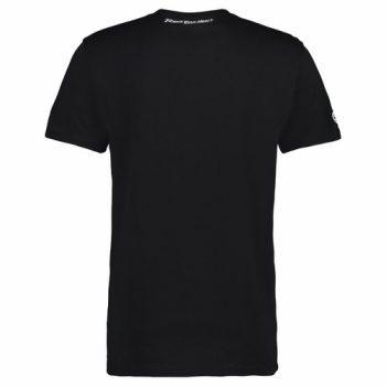 T-shirt Yamaha REVS 2019 Noir petit logo Yamaha (2)