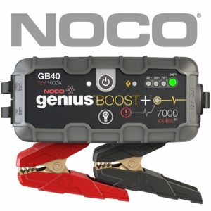 chargeur batterie moto noco boost plus gb 40