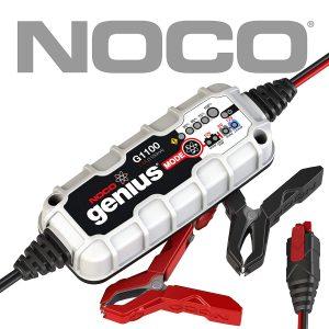 chargeur batterie moto noco genius G1100