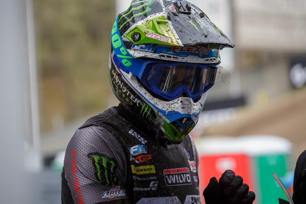 MXGP de Trentino 2019 Paulin 3ème !