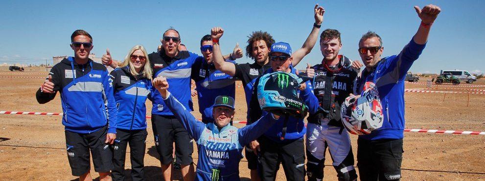Merzouga Rallye 2019 Victoire de Van Beveren 2