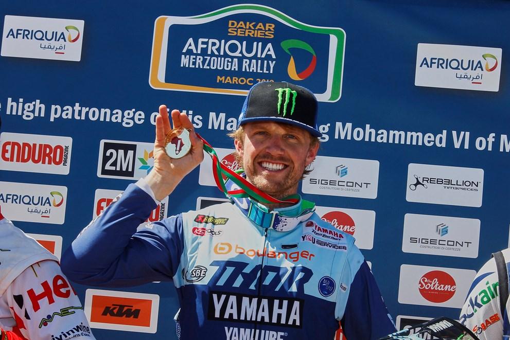 Merzouga Rallye 2019 Victoire de Van Beveren