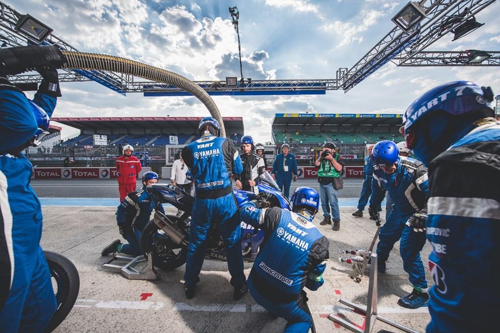 Yart Yamaha : Coup dur sur les 24 heures du Mans 2019