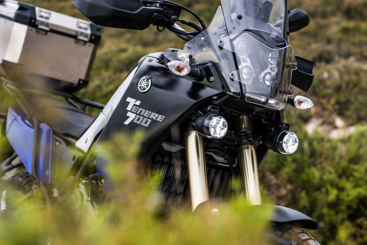 Pack Accessoires Ténéré 700 Rallye et Explorer