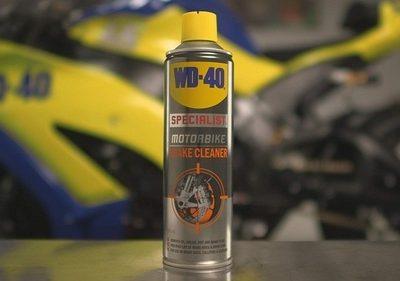 Nettoyant frein Moto WD 40