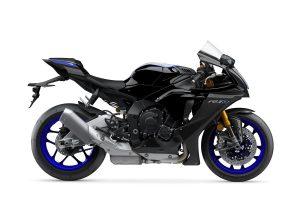 YAMAHA YZF-R1M 2020 Blue carbon