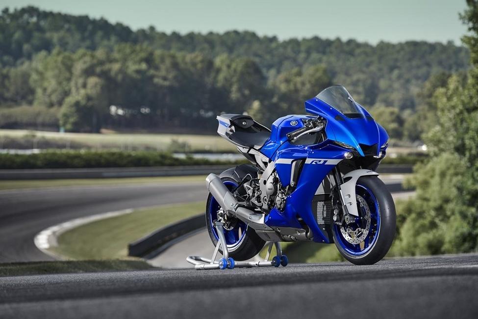 Yamaha YZF-R1 2020, vous l'attendiez , la voilà