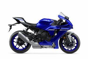 Yamaha YZF-R1 2020 Yamaha Blue DPBMC