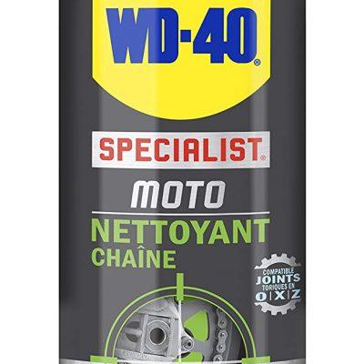 nettoyant chaine MOTO WD40