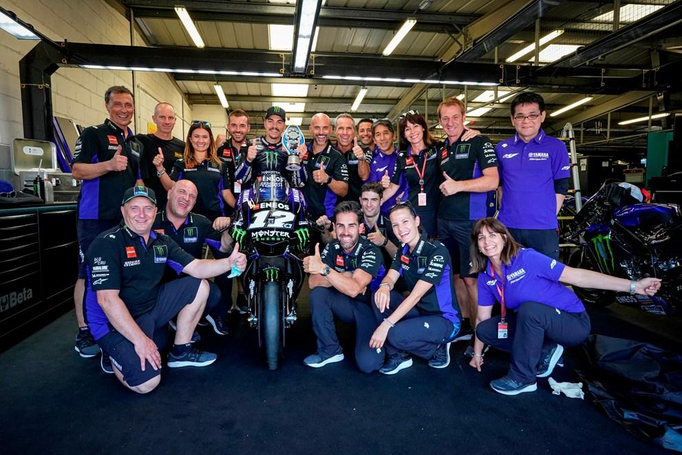 MotoGP Grande-Bretagne 2019- Silverstone