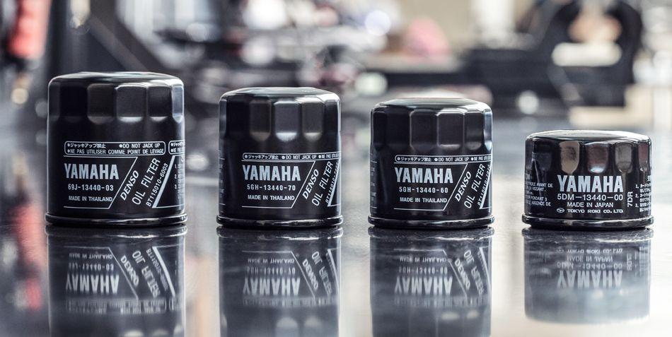 filtre à huile Yamaha